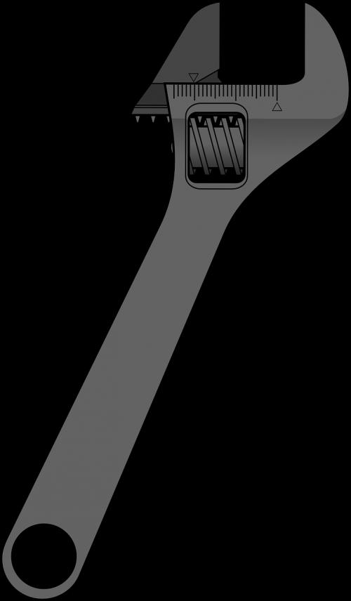 wrench adjustable spanner