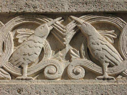 Wrigley Memorial-Stone Architecture