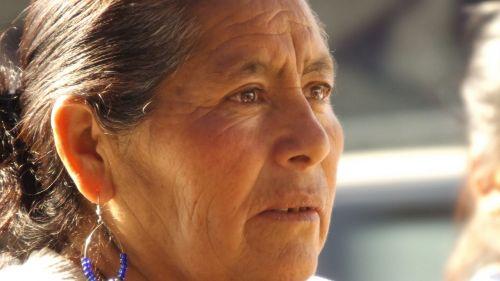 wrinkles women face