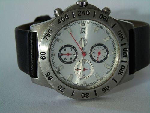 wrist watch clock time