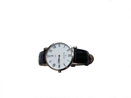 wristwatch leather belt strap