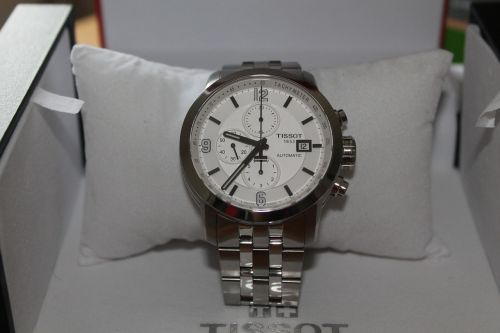 wristwatch chronograph automatic