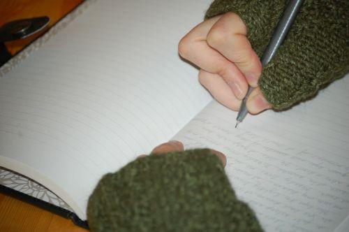 writer journal paper