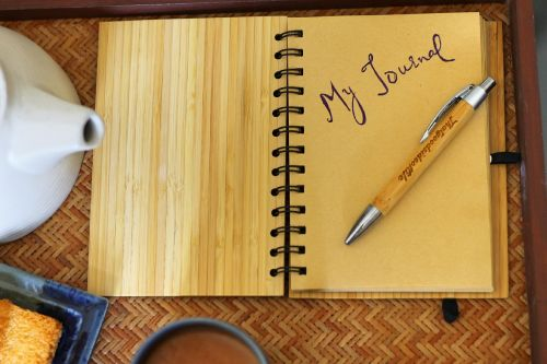 writing journal personal diary