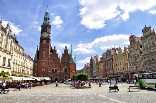 wrocław lower silesia architecture