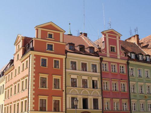wrocław townhouses the market