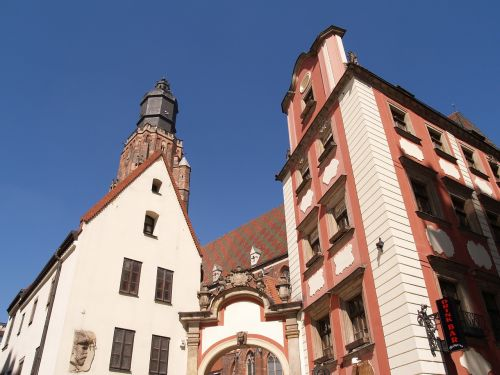 wrocław garrison church hansel and gretel