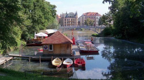 wroclaw poland river