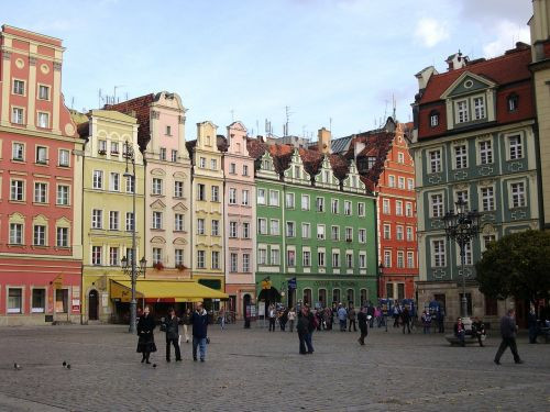 wroclaw poland market