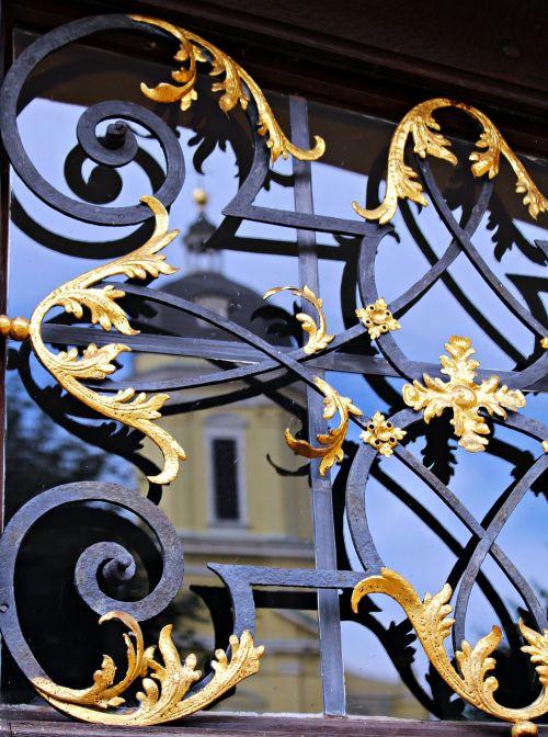 wrought iron art forging work antique