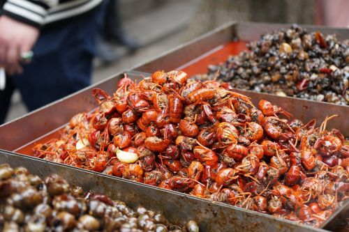 wuhan gourmet crayfish