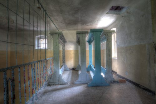 wünsdorfl east  places  abandoned