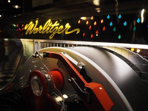 wurlitzer  jukebox  musicbox