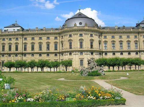 würzburg residence castle