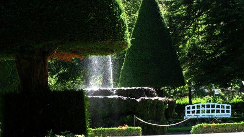 würzburg residence garden