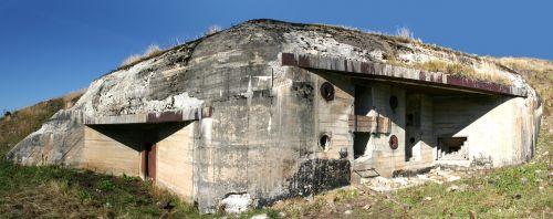 ww2 german bunker
