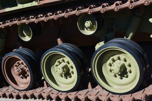 WW2 Military American Tank Museum