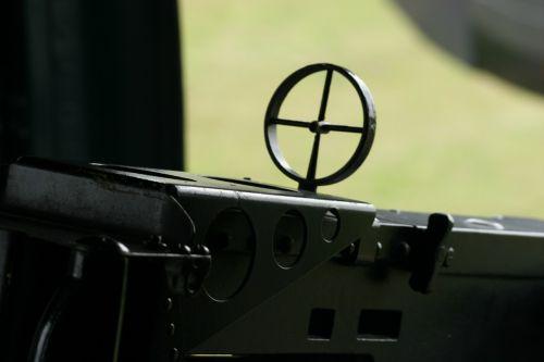 wwii gun site b-24