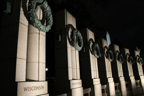 wwii,memorial,dc,war,world,military,usa,monument,marble,granite,washington,2,fountain,free photos,free images,royalty free
