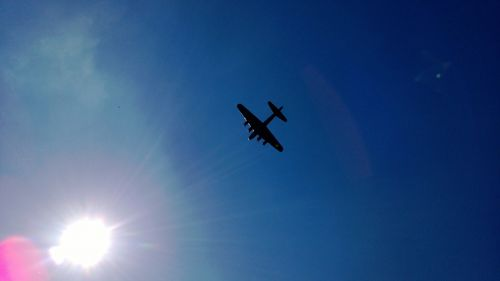 WWII Aircraft Flyover