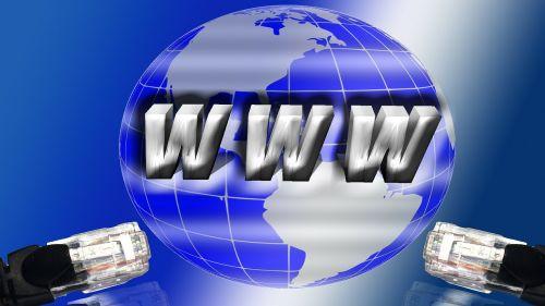 www internet world world globe