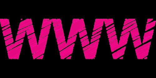 www website icons