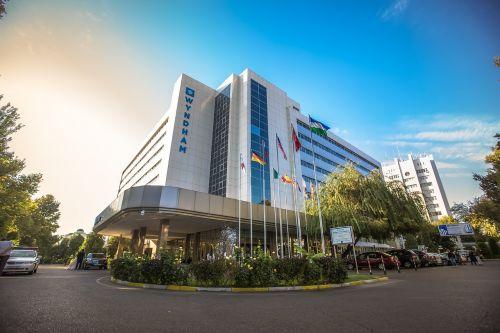 wydham hotel tashkent