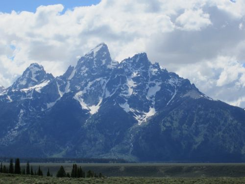 wyoming grand tetons national park
