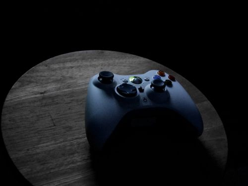 xbox controller video games