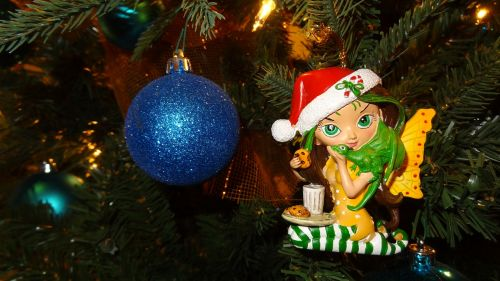 xmas tree,fairy,new year,angel,holiday,decoration