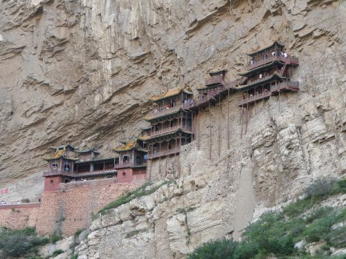 xuankong si hanging temple shanxi province