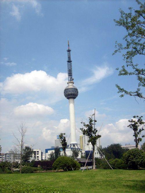 Xuzhou TV Tower
