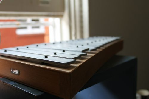 xylophone musical instrument notes