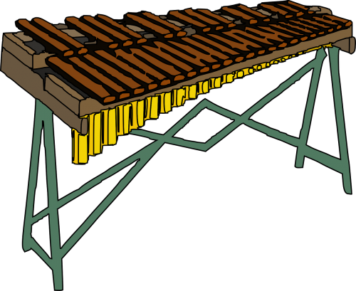 xylophone sticcado instrument