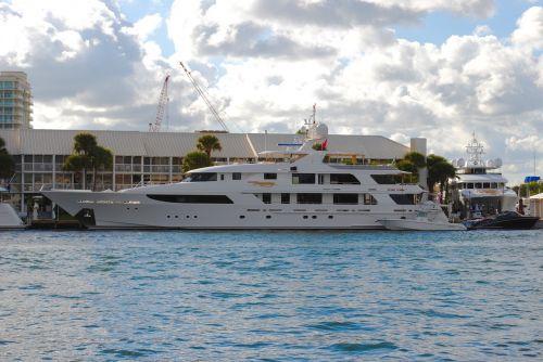 yacht yacht decks exterior