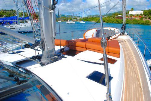 yacht boat sailboat
