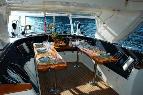 yacht holiday gocek