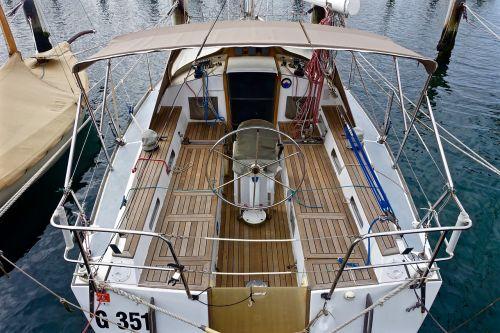 yacht cabin nautical