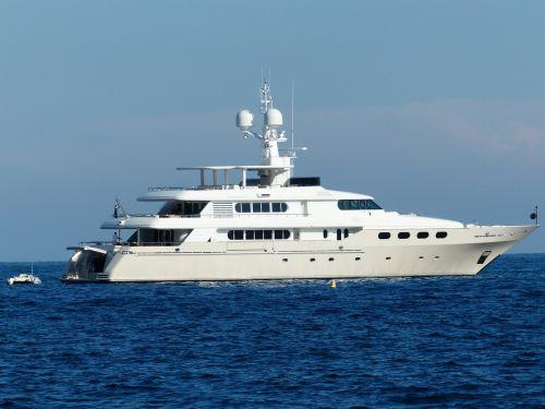 yacht boot ship