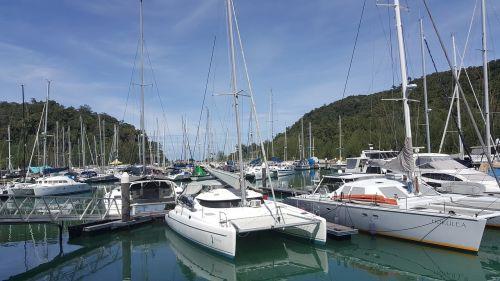 yacht boat catamaran