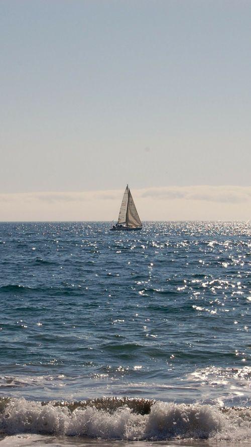 yacht sail sailing