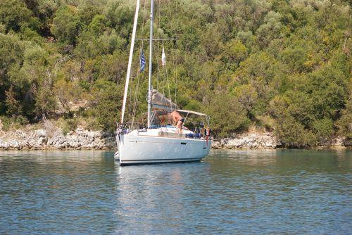 yacht water travel