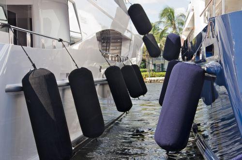 yacht fender bumper