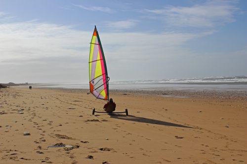 yachting beach ile d'oleron