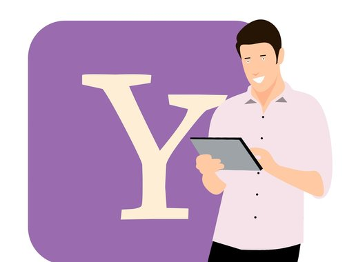 yahoo  application  internet