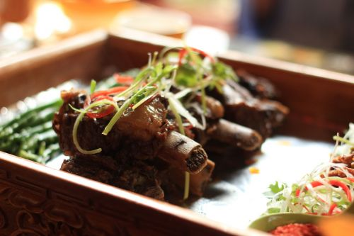 yak meat food characteristic