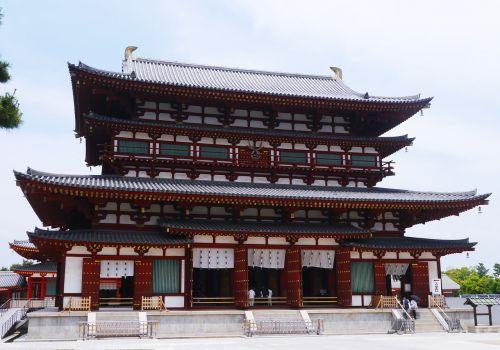 yakushiji nara kondo