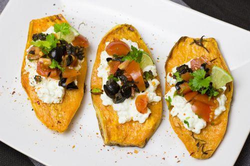 yam potato sweet potato