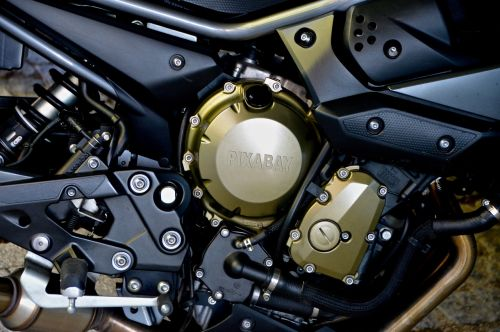 yamaha motorcycle motor