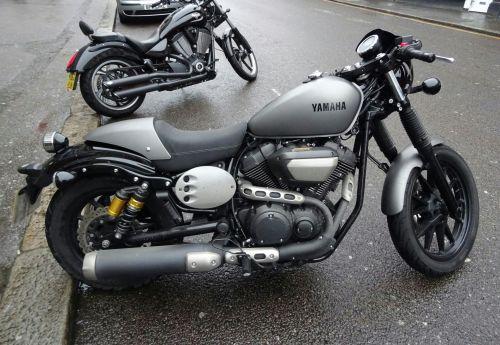 Yamaha 950 Motorcycle